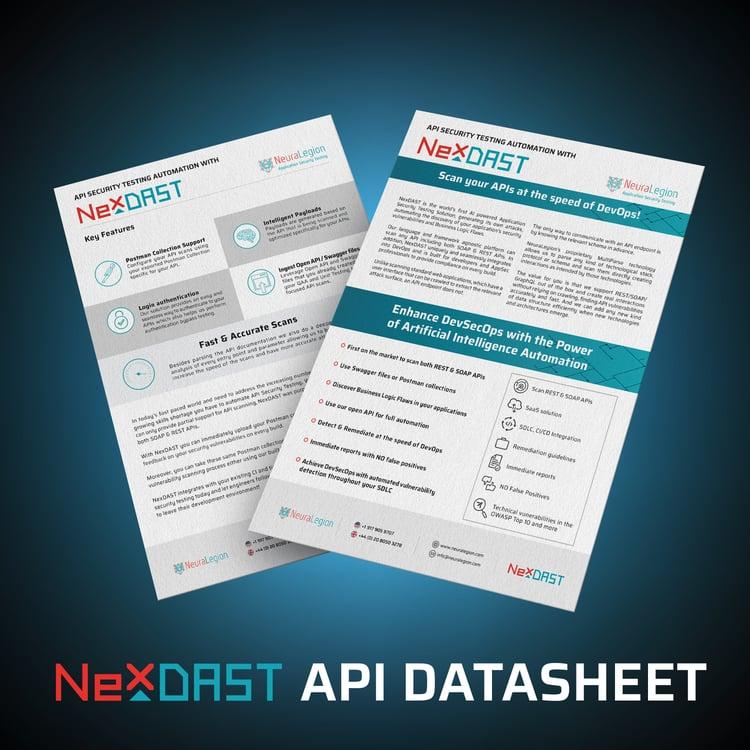 Optimized-NexDAST API_datasheet_image